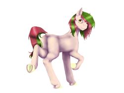 Size: 6000x4500 | Tagged: safe, artist:evgenya, derpibooru import, oc, oc only, earth pony, earth pony oc, female, simple background, solo