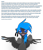 Size: 686x801 | Tagged: safe, artist:kilo, oc, oc only, oc:fire juggler blue, against glass, crying, cute, inspirational, looking at you, motivation, open mouth, positive message, ribbon, screen, smiling, solo, spread wings, text