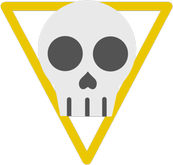 Size: 971x927   Tagged: safe, artist:amgiwolf, derpibooru import, oc, oc only, simple background, skull, transparent background