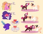 Size: 5000x4000 | Tagged: safe, artist:loryska, derpibooru import, luster dawn, pony, unicorn, anatomy, brain, fencing, horn, mask, organs, skull